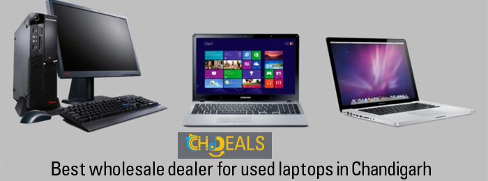 Best wholesale dealer for used laptops in Chandigarh